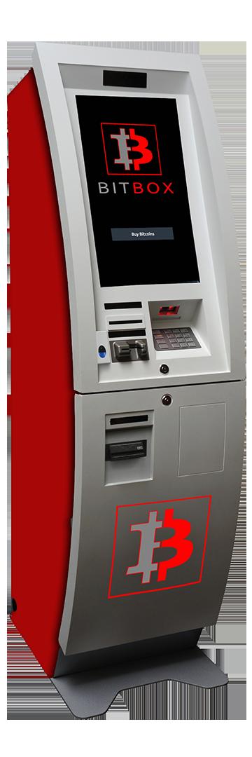 A nagy Bitcoin ATM hogyan